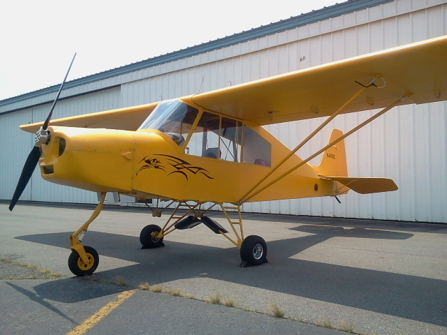 Bush King Performance By Aquaero Llc Bush Eagle Stol